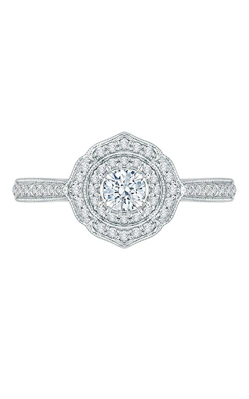 Shah Luxury Promezza Engagement ring PR0144ECH-44W-.25 product image