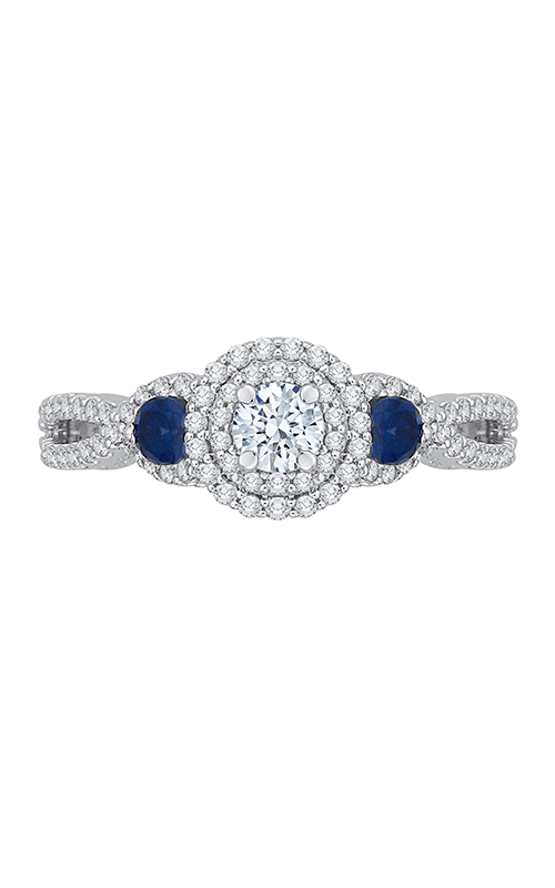Shah Luxury Promezza Engagement ring PR0146ECH-S44W-.25 product image