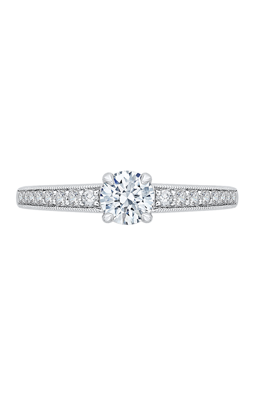 Shah Luxury Promezza Engagement ring PR0149ECH-44WY-.50 product image
