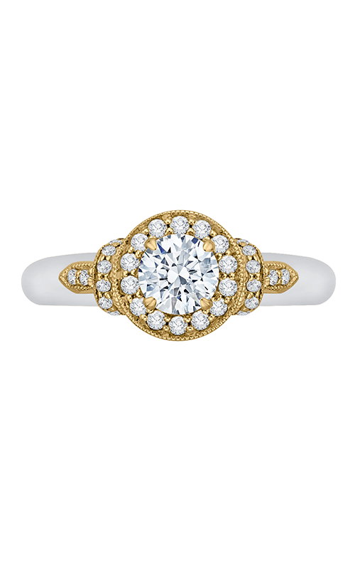Shah Luxury Promezza Engagement ring PR0151EC-44WY-.50 product image