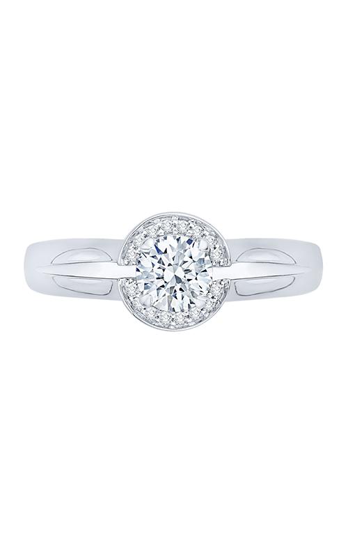 Shah Luxury Promezza Engagement ring PR0158EC-44W-.50 product image
