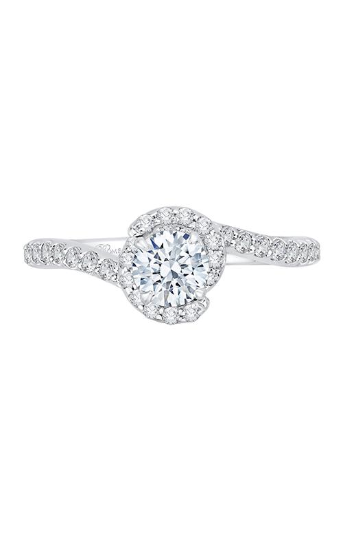 Shah Luxury Promezza Engagement ring PR0160ECH-44W-.50 product image