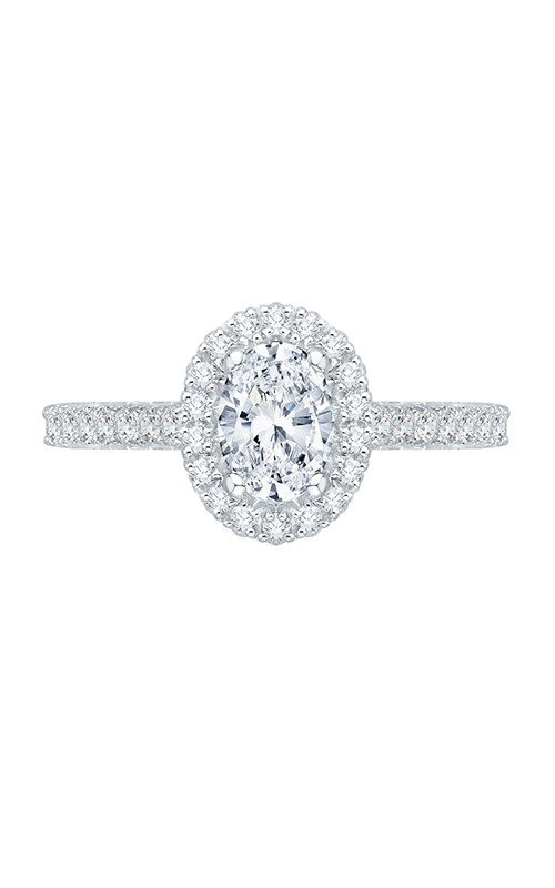 Shah Luxury Promezza Engagement ring PRO0013EC-02W product image