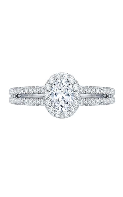 Shah Luxury Promezza Engagement ring PRO0065EC-02W product image
