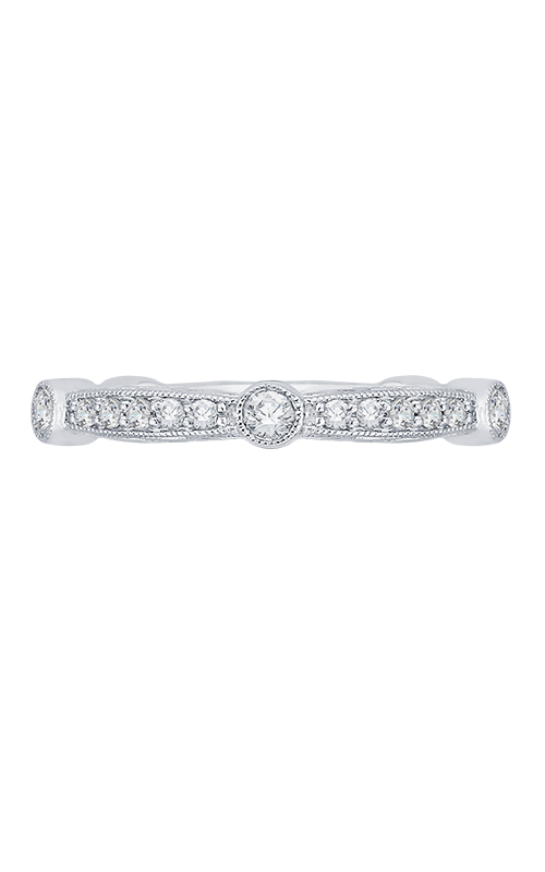Shah Luxury Carizza Wedding band CA0046BK-37W product image
