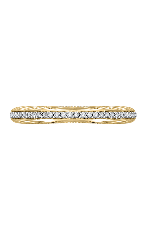 Shah Luxury Carizza Wedding band CAU0203BK-37WY-1.50 product image