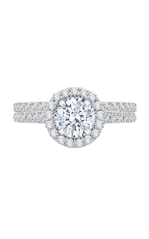 Shah Luxury Carizza Engagement ring CA0034E-37W product image