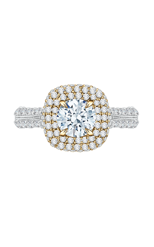 Shah Luxury Carizza Engagement ring CA0036E-37WY product image
