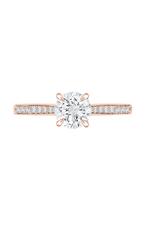 Shah Luxury Carizza Engagement ring CA0040E-37P product image