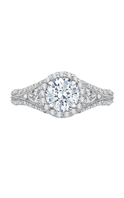 Shah Luxury Carizza Engagement ring CA0041E-37W product image