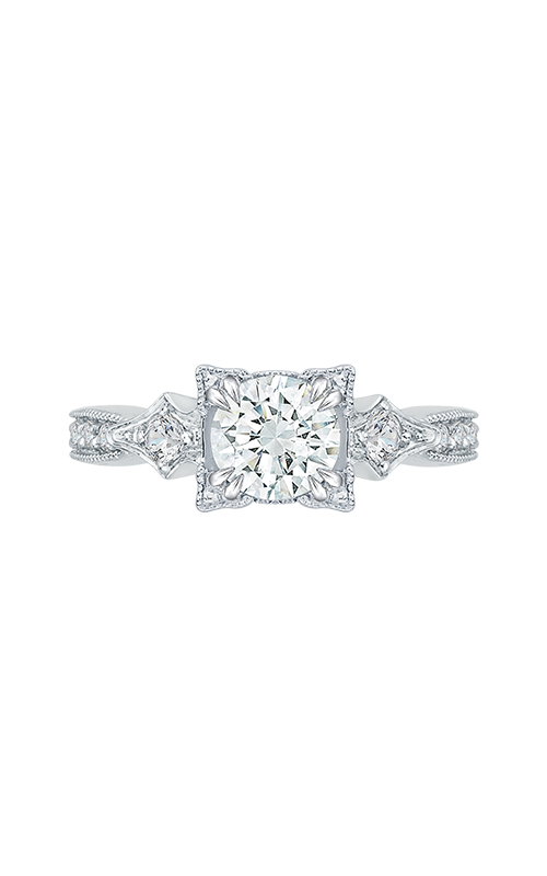 Shah Luxury Carizza Engagement ring CA0046E-37W product image