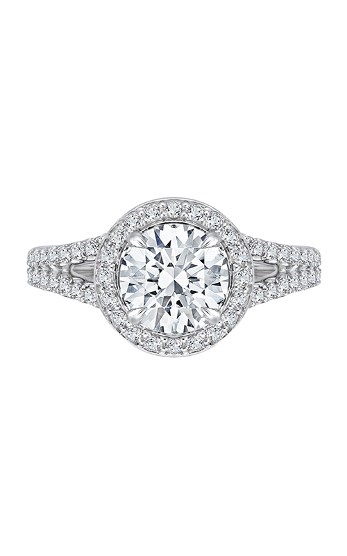 Shah Luxury Carizza Engagement ring CA0093E-37W product image