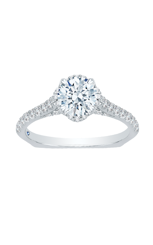 Shah Luxury Carizza Engagement ring CA0102E-37W product image