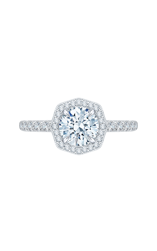 Shah Luxury Carizza Engagement ring CA0114E-37W product image