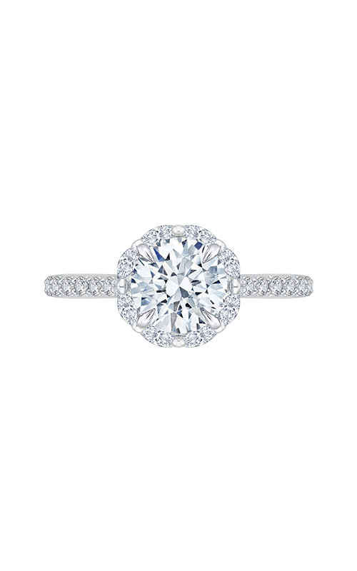 Shah Luxury Carizza Engagement ring CA0115E-37W-1.50 product image