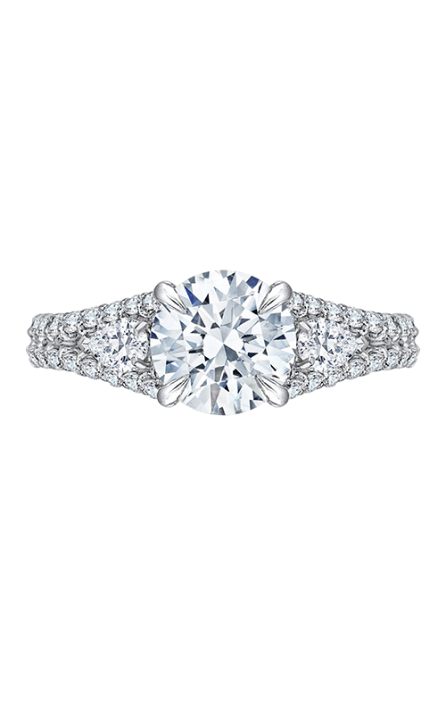 Shah Luxury Carizza Engagement ring CA0123E-37WY-2.00 product image