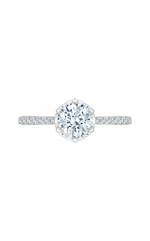 Shah Luxury Carizza Engagement ring CA0120E-37W product image