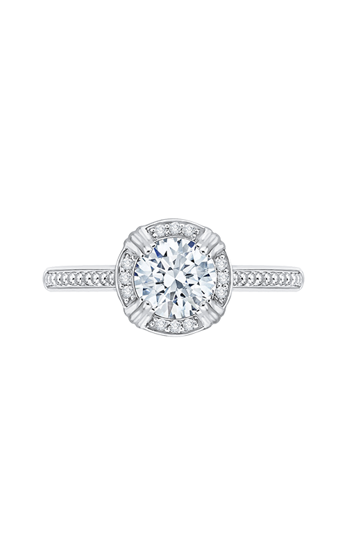 Shah Luxury Carizza Engagement ring CA0134EH-37W product image