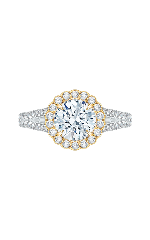 Shah Luxury Carizza Engagement ring CA0156EYLHK-37WY-1.5 product image