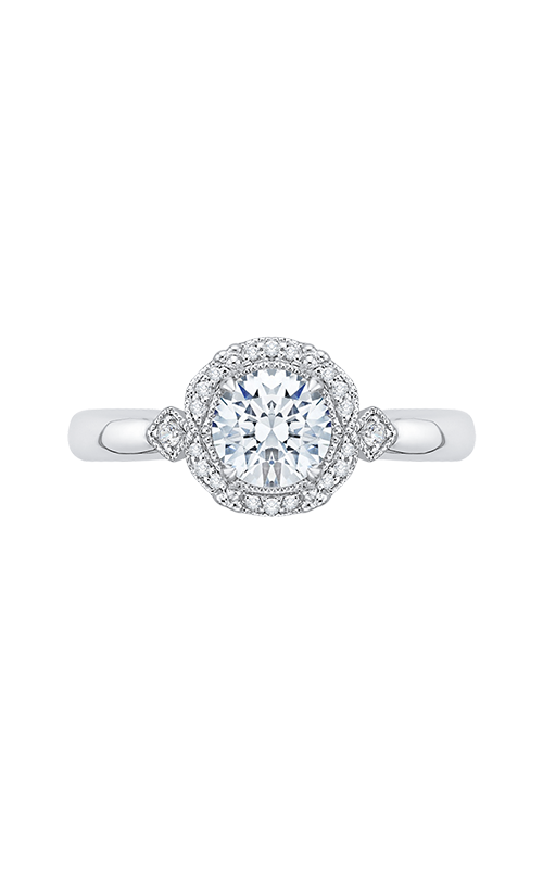 Shah Luxury Carizza Engagement ring CA0162E-37W product image