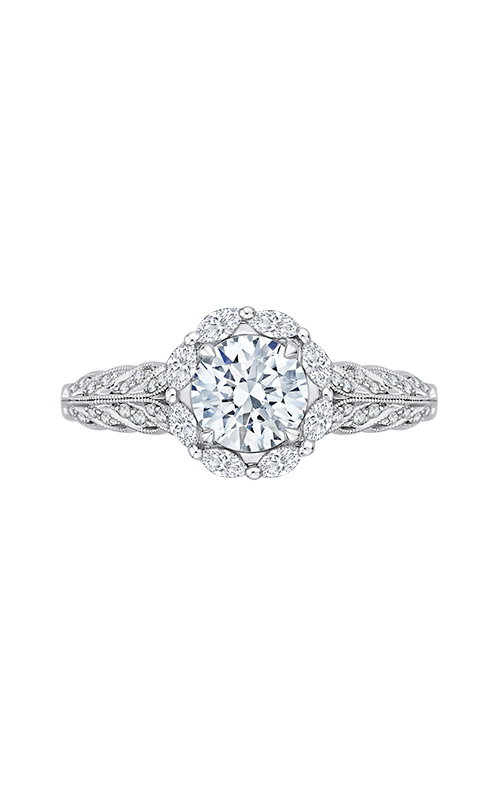 Shah Luxury Carizza Engagement ring CA0163EH-37W product image