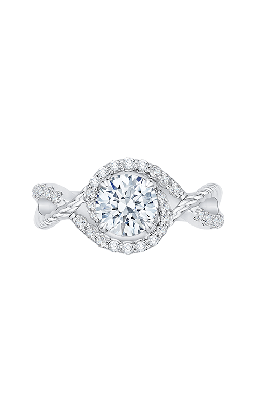 Shah Luxury Carizza Engagement ring CA0171EH-37W product image