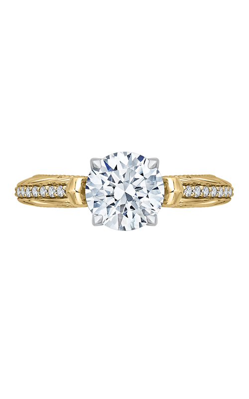 Shah Luxury Carizza Engagement ring CA0203E-37WY-1.50 product image