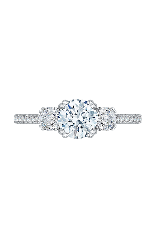 Shah Luxury Carizza Engagement ring CA0204E-37WY product image