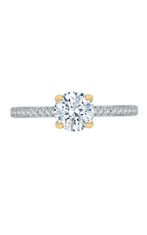 Shah Luxury Carizza Engagement ring CA0207E-37WY product image