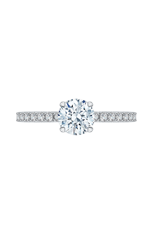 Shah Luxury Carizza Engagement ring CA0209E-37W product image
