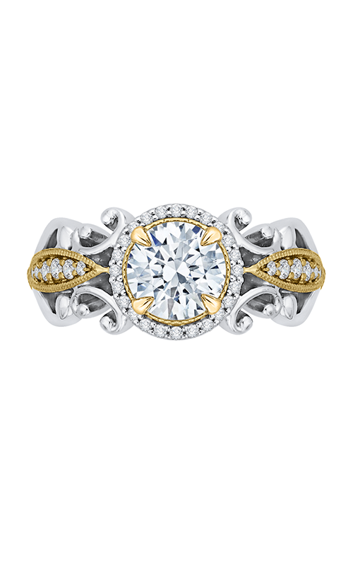 Shah Luxury Carizza Engagement ring CA0218E-37WY product image