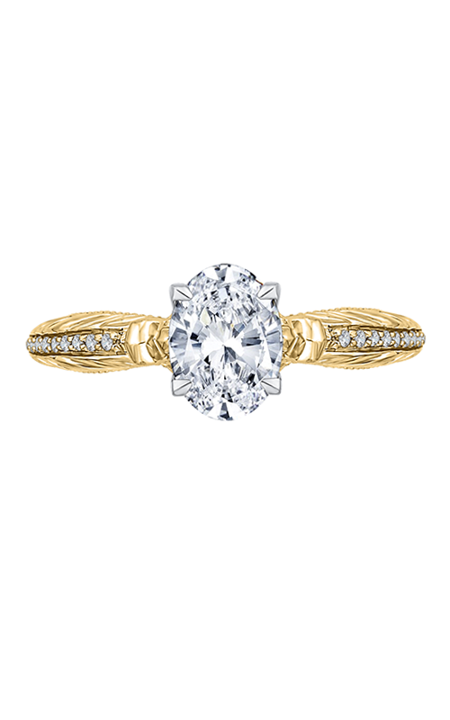 Shah Luxury Carizza Engagement ring CAO0203E-37WY-1.50 product image