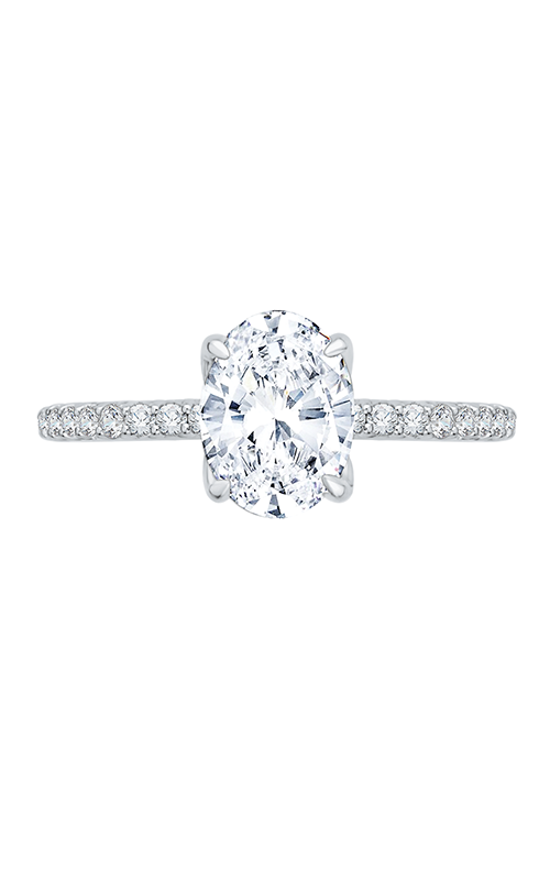 Shah Luxury Carizza Engagement ring CAO0208E-37W-1.50 product image