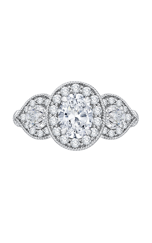 Shah Luxury Carizza Engagement ring CAO0215E-37W-1.50 product image