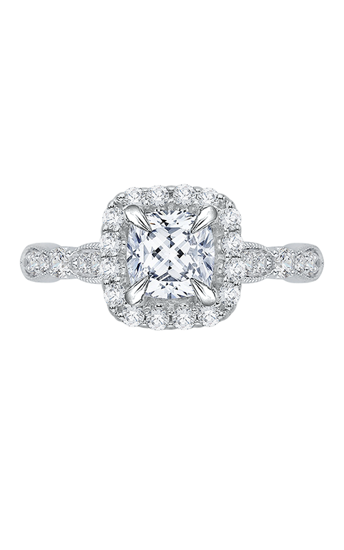 Shah Luxury Carizza Engagement ring CAU0042E-37W product image