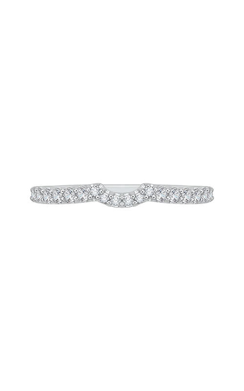Shah Luxury Carizza Wedding band CA0120BK-37W product image