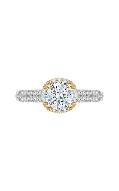 Shah Luxury Carizza Engagement ring CA0045E-37WY product image