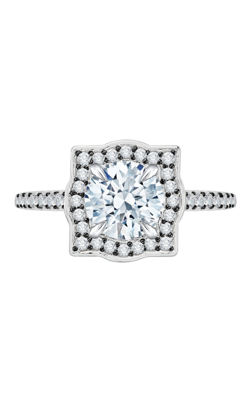 Shah Luxury Carizza Engagement ring CA0047E-37WB product image