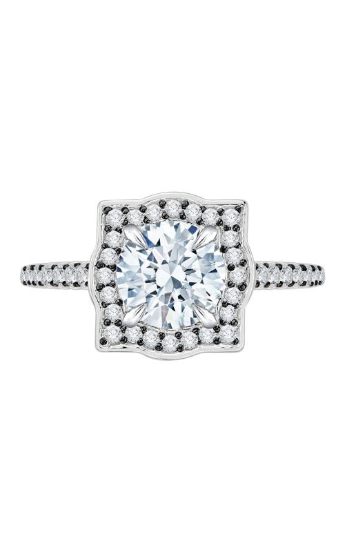 Shah Luxury Carizza Engagement ring CA0047EK-37WBK product image