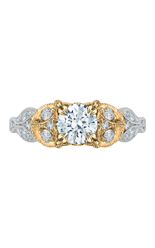 Shah Luxury Carizza Engagement ring CA0049E-37WY product image