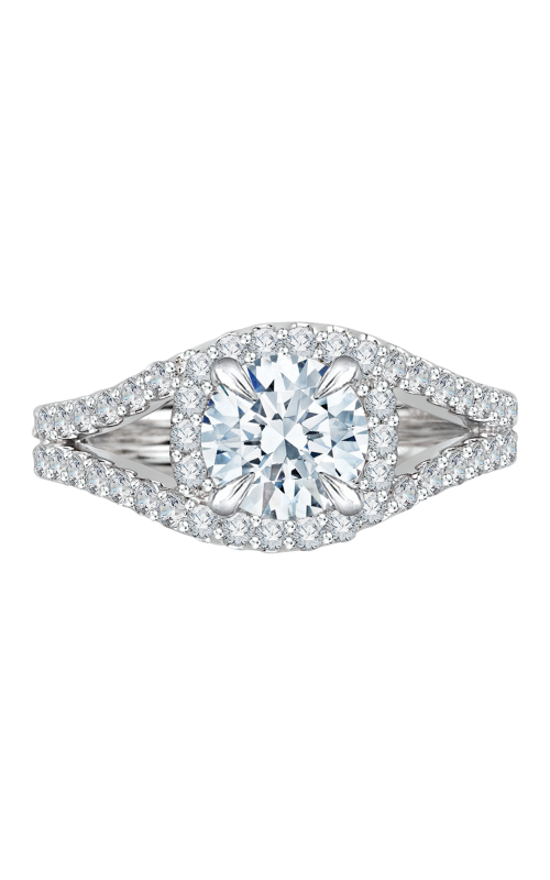 Shah Luxury Carizza Engagement ring CA0057E-37W product image