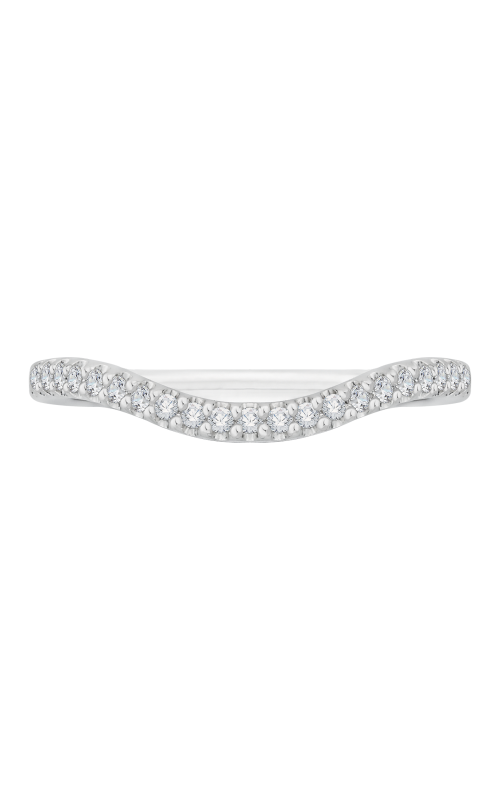 Shah Luxury Carizza Wedding band CA0057B-37W product image
