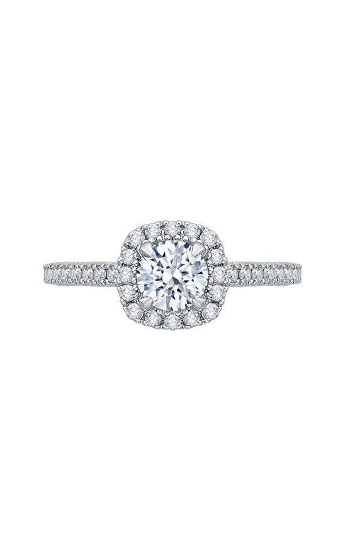 Shah Luxury Carizza Engagement ring CA0084E-37WY product image