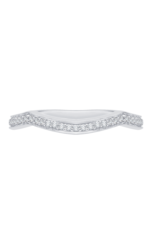 Shah Luxury Carizza Wedding band CA0080B-37W product image