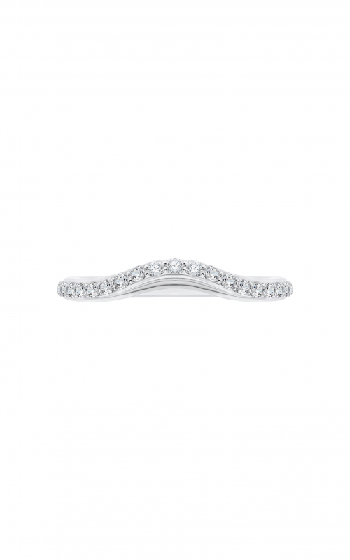Shah Luxury Carizza Wedding band CA0095B-37W product image