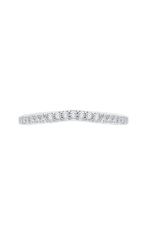 Shah Luxury Carizza Wedding band CA0100B-37W product image