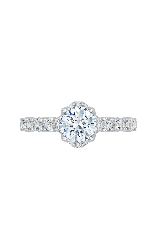 Shah Luxury Carizza Engagement ring CA0097E-37W product image