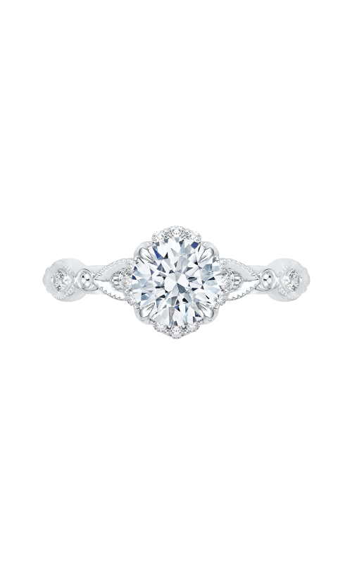 Shah Luxury Carizza Engagement ring CA0103EK-37W product image
