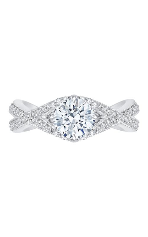 Shah Luxury Carizza Engagement ring CA0105EK-37W product image