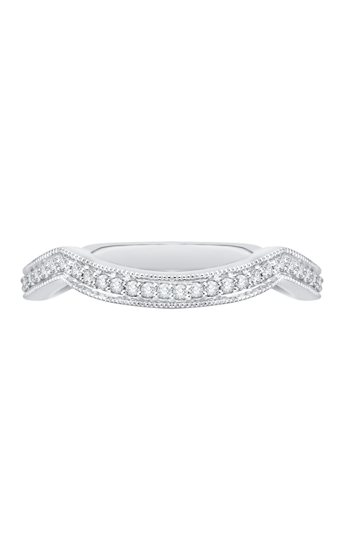 Shah Luxury Carizza Wedding band CA0105B-37W product image